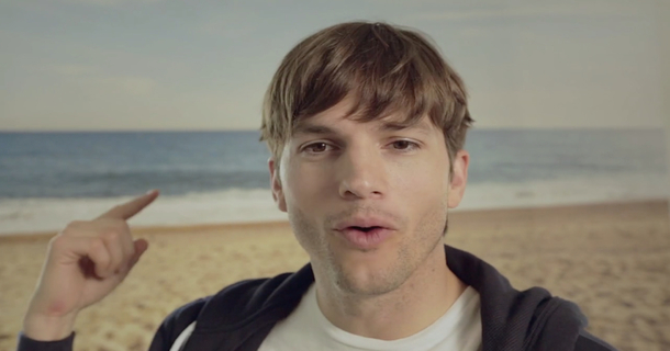 Here Is A Day In The Life Of Ashton Kutcher